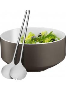 Rinkinys salotoms 3 dalys, 5 L dubuo su įrankiais, MOTO, WMF (Vokietija)