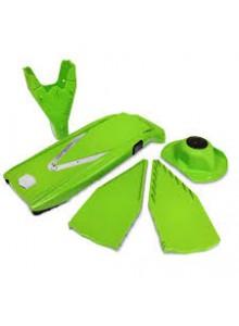 V5 pjaustyklė daugiafunkcinė, žalia, BORNER