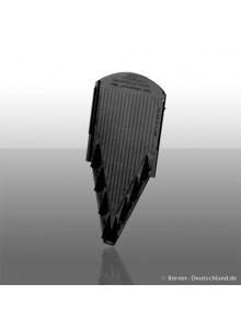 Įdėklas peiliukai 10 mm  V6 pjaustyklei