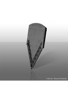 Įdėklas peiliukai 1,6 mm  V6 pjaustyklei