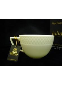 Puodeliai arbatai Wilmax 500 ml. 2 vnt.