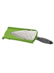 Pjaustyklė su rankena KOBRA žalia, De Buyer