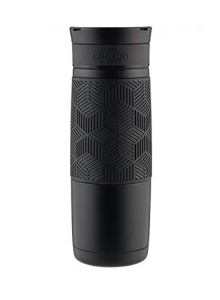 Thermal mug 470 ml. Metra matte black, CONTIGO