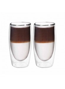 Termo stiklinės 2 vnt. latte kavai 350 ml, BORAL