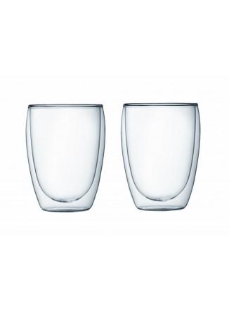 Termo stiklinės 2 vnt. 350 ml. AMBER CHEF
