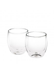 Double walled glass 2 pcs. 175 ml. AMBER CHEF