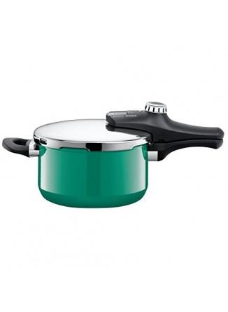 Presure cooker 2.5 ltr. econtrol , Ocean Green, SILIT