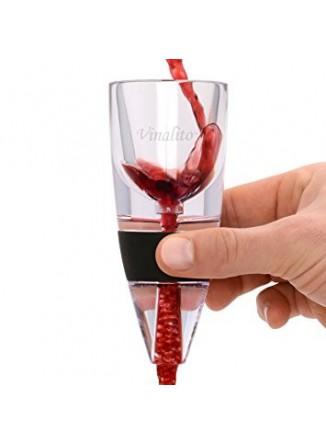 Vyno aeratorius - taurė, VINALITO