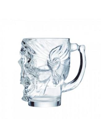 Bokalas 0.9 l., Skull