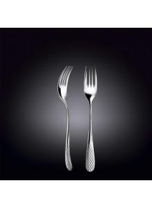 Šakutės stalo 20 cm JULIA 6 vnt, WILMAX England