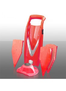 V-Hobel V5-Power raudona