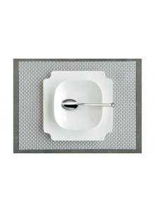 Stalo padėkliukas 47 x 35cm baltas, GIANNINI (Italija)