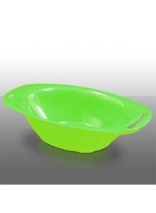 Dubenėlis V5 žalias, ovalus su sieteliu, BORNER