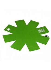 Padėkliukas silikoninis žalias