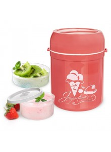 Termosinis indas naminio jogurto gamybai 1,2 L su trim indeliais viduje, ORION (Čekija)