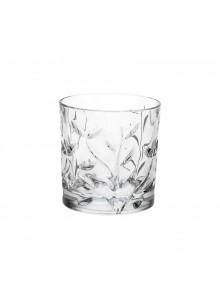 Stiklinės / taurės žemos 6 vnt, 330 ml, LAURUS, RCR (Italija)