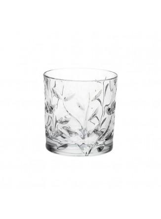 Stiklinės žemos 6 vnt, 330 ml, LAURUS, RCR (Italija)