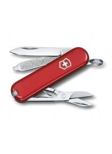 Kišeninis 7 funkcijų peiliukas su dėklu, CLASSIC SD, VICTORINOX (Šveicarija)