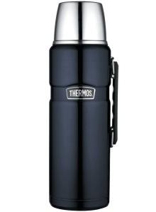 Termosas gėrimams 1,2 L juodas, THERMOS®, (JAV)