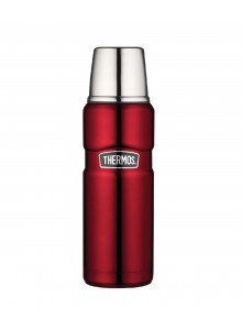 Termosas gėrimams 470ml, raudonas, THERMOS®, (JAV)