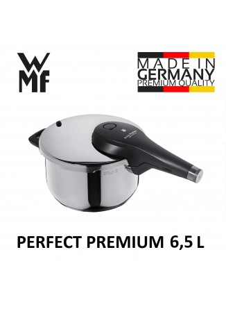 Greitpuodis 6,5 L PERFECT PREMIUM, 18/10 plienas, WMF (Vokietija)