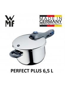 Greitpuodis 6,5 L PERFECT PLUS, 18/10 plienas, WMF (Vokietija)