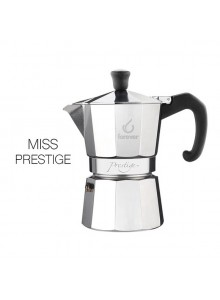 Espresso kavinukas Miss Moka Prestige, 3 puodelių, KAUFGUT (Italija)
