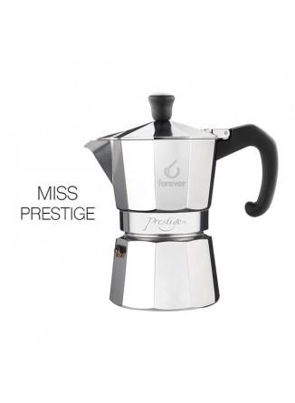 Espresso kavinukas Miss Moka Prestige, 3 puodelių