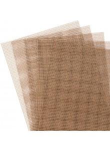 Nelipnus daugkartinis kepimo kilimėlis-tinkliukas 32x33 cm, JOSKO (Vokietija)