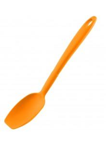 Šaukštas virtuvinis silikoninis 32 cm, oranžinis, KOCHBLUME® (Vokietija)