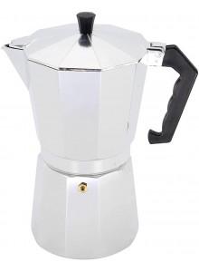 Espresso kavinukas ALU, 6 puodelių, KRUGER (Vokietija)