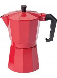 Espresso kavinukas Italiano ROSSO, 6 puodelių, KRUGER (Vokietija)