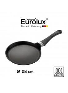 Liejinio keptuvė lietiniams blynams / Crêpe Ø 28 cm, indukcinė, EUROLUX® (Vokietija)