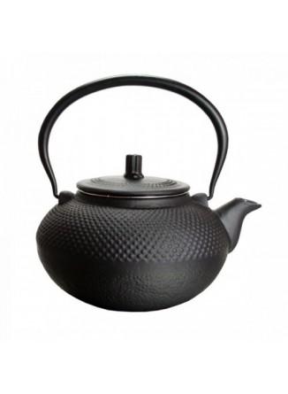 Ketaus arbatinukas 1,5 L, juodas, HIT (Olandija)