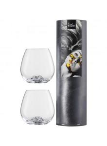 Stiklinės 2 vnt, 440 ml, 10 CARAT dovanų dėžutėje, EISCH (Vokietija)