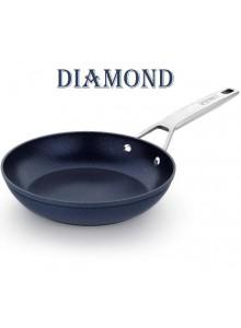 Keptuvė universali Ø 24 cm, indukcinė, DIAMOND, MONIX® (Ispanija)