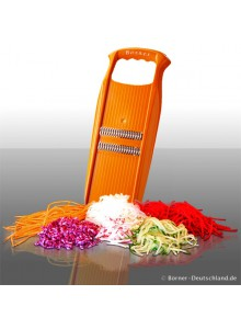 Grater PowerLine Roko, orange, BORNER