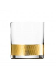 Taurė viskiui 1 vnt, 400 ml, AUREA GOLD, 24 carat paauksavimas, EISCH (Vokietija)