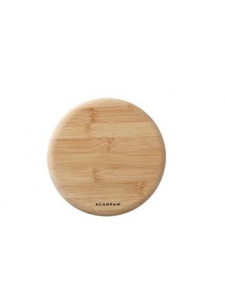 Padėkliukas su magnetu Ø 18 cm. CLASSIC, bambukas, SCANPAN (Danija)