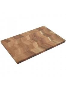 Pjaustymo lentelė 36x23 cm, AKACJA, medinė, ORION (Čekija)