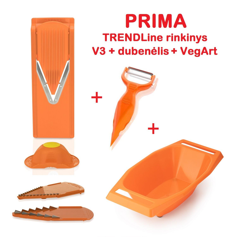 Borner V3 TRENDLine rinkinys PRIMA